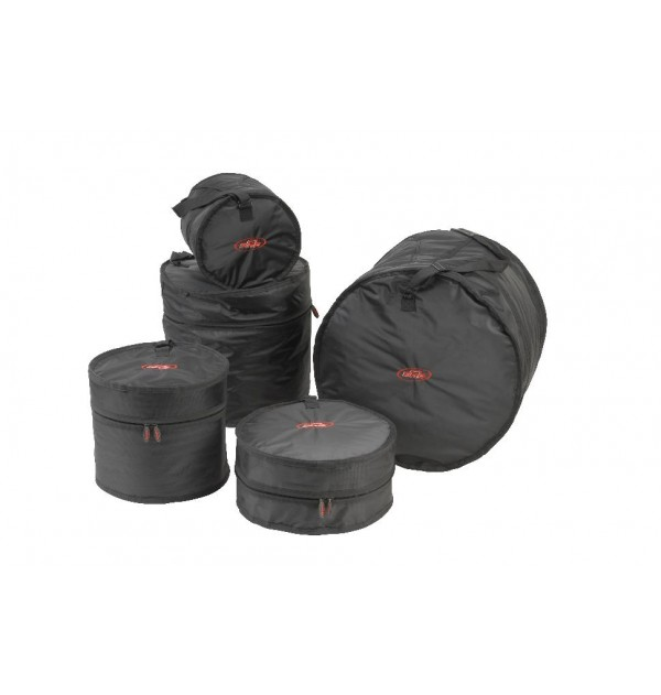 SKB Drum Soft Gig Bag Set 4