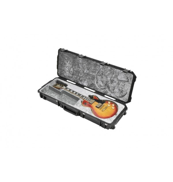 SKB iSeries Les Paul® Waterproof Guitar Flight Case