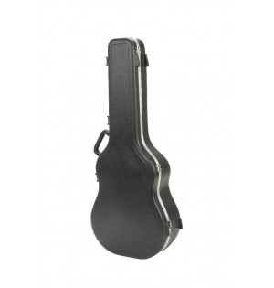 SKB Acoustic Roundback Guitar Case