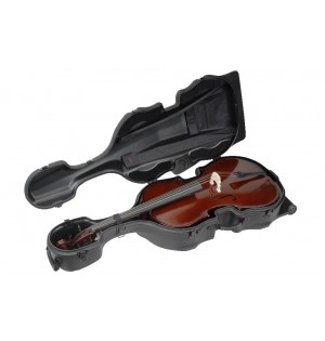 SKB 4/4 Cello Shell