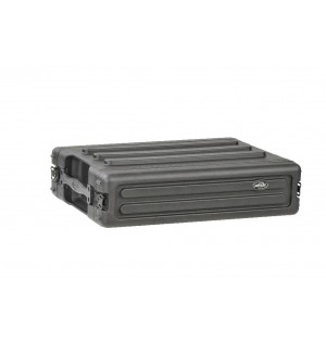 SKB Roto-Molded 2U Shallow Rack