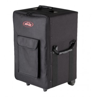SKB Small Rolling Powered Speaker/Mixer Soft Case