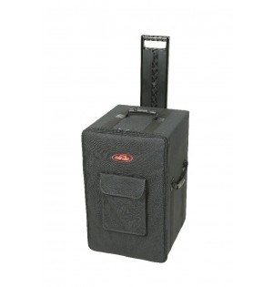 SKB Power Speaker Soft Case with Wheels and Pull Handle