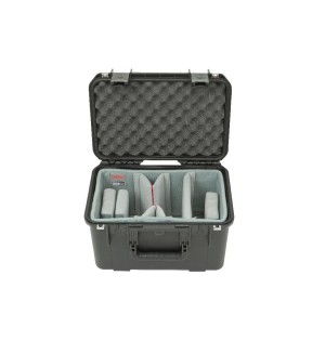 SKB iSeries 1610-10 Case w/Think Tank Designed Video Dividers