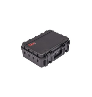 SKB iSeries 1711-6 Waterproof Utility Case with layered foam