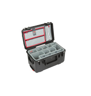 SKB iSeries 2011-10 Case w/Think Tank Designed Photo Dividers and Lid Organizer