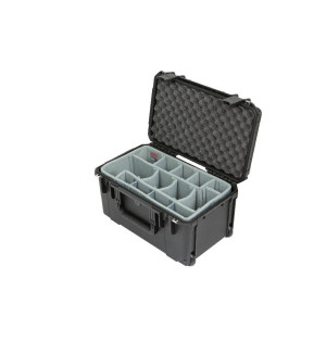 SKB iSeries 2011-10 Case w/Think Tank Designed Photo Dividers