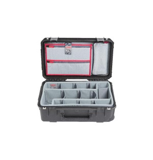 SKB iSeries 2011-7 Case w/Think Tank Designed Photo Dividers & Lid Organizer