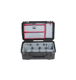 SKB iSeries 2011-8 Case w/Think Tank Designed Photo Dividers & Lid Organizer