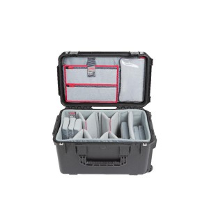 SKB iSeries 2213-12 Case w/Think Tank Designed Video Dividers & Lid Organizer