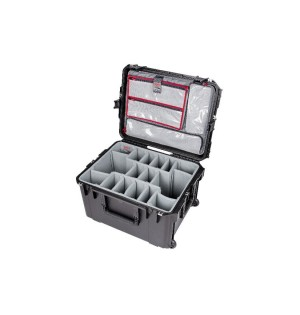 SKB iSeries 3i-2217-12 Case w/Think Tank Designed Photo Dividers and Lid Organizer