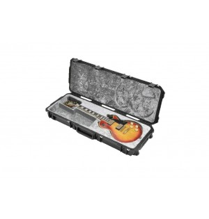 SKB iSeries Les Paul© Waterproof Guitar Flight Case