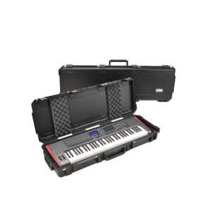SKB iSeries Waterproof 61-Note Keyboard Case