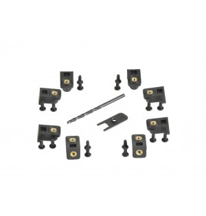 SKB 3i Series Panel Mount Clip Kit