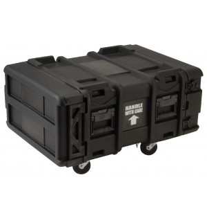 "SKB 24"" Deep 4U Roto Shock Rack"