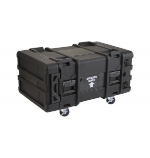 "SKB 30"" Deep 6U Roto Shock Rack"