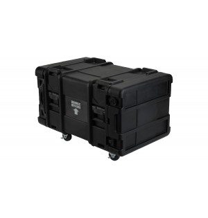 "SKB 28"" Deep 8U Roto Shock Rack"