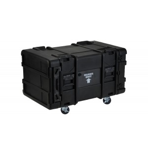 "SKB 30"" Deep 8U Roto Shock Rack"