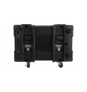 "SKB 28"" Deep 10U Roto Shock Rack"