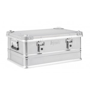 Defender KA64-003 strong and durably constructed aluminium box