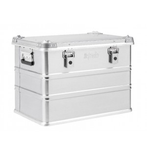 Defender KA64-005 strong and durably constructed aluminium box