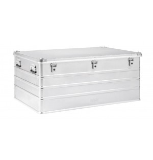 Defender KA64-012 strong and durably constructed aluminium box
