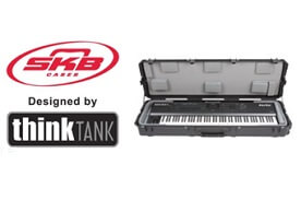 7 New customizable Think Tank keyboard case interiors