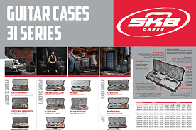 New Brochure for the 3i Guitar Cases