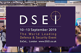 Visit SKB at DSEI 2019 in London