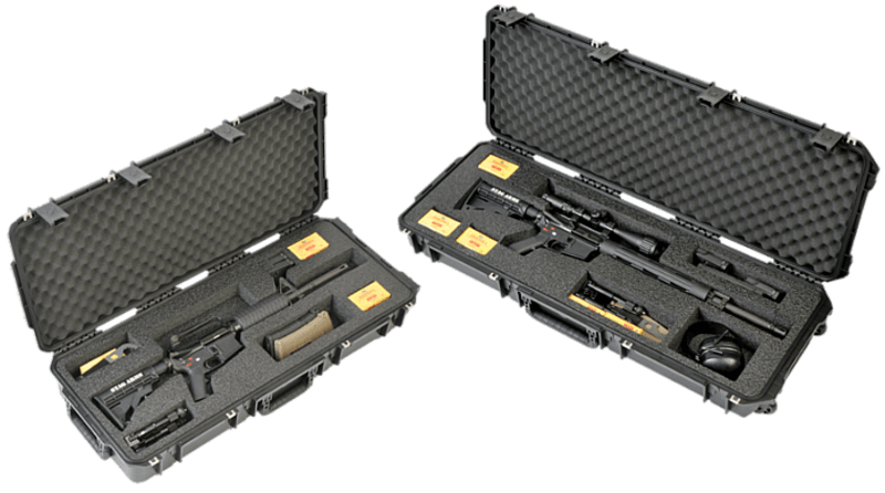 SKB automatic rifle cases