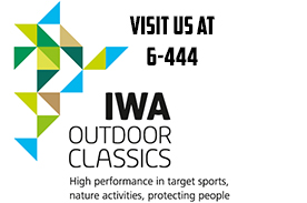 Visit us at IWA OutdoorClassics 2019