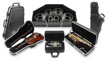 band orchestra cases