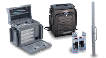 SKB fishing cases