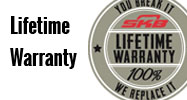 Lifetime warranyt