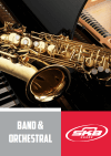 Orchestral Band Brochure